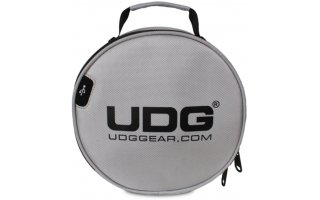 UDG Ultimate Digi Headphone Bag Plata