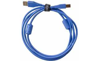 UDG Ultimate Cable USB 2.0 - Tipo A >> B - Azul - 3 metros