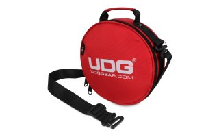 UDG Ultimate Digi Headphone Bag Rojo