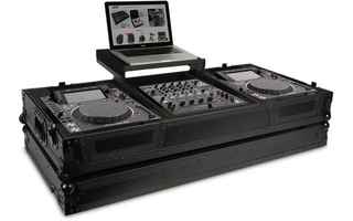 UDG Ultimate Flight Case CDJ 2000/900 Nexus II Negro