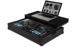 UDG Ultimate Flight Case Pioneer DDJ-RR/SR Black Plus (Bandeja para orden