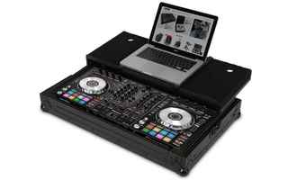 UDG Ultimate Flight Case Pioneer DDJ-RX/SX/SX2 Black Plus (Bandeja para or