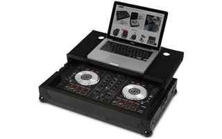 UDG Ultimate Flight Case Pioneer DDJ-SB2/SB Black +(Bandeja para ordenado
