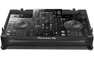 UDG Ultimate Flight Case Pioneer XDJ-RX2 Negro Mk2 Plus ( con ruedas )