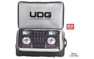 UDG Urbanite MIDI Controllers Backpack Medium Black - U7201BL