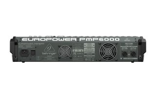 behringer europower pmp6000 djmania. Black Bedroom Furniture Sets. Home Design Ideas
