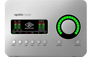 Universal Audio Apollo Solo TB3