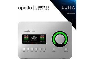 Universal Audio Apollo Solo USB Heritage