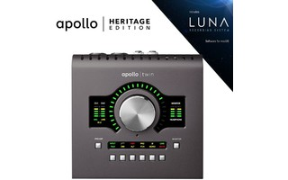 Imagenes de Universal Audio Apollo Twin MkII Heritage Edition