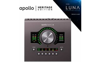 Universal Audio Apollo Twin X Duo Heritage
