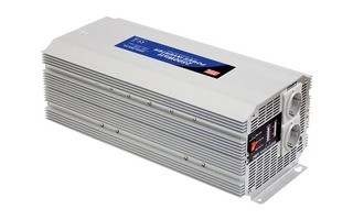 MEAN WELL - CONVERTIDOR DC-AC CON ONDA SENOIDAL MODIFICADA - 12 V -  2500 W