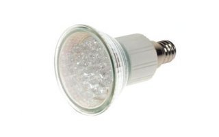 Bombilla LED E14 - LAMPLE14W