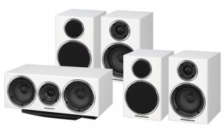 Wharfedale Diamond 210 Home Cinema 5.0 - Blanco