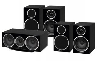 Wharfedale Diamond 210 Home Cinema 5.0 - Negro