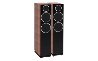 Wharfedale Diamond 230 Walnut