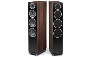 Wharfedale Diamond 250 Walnut