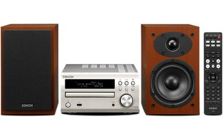 Denon DM 40 Plata/Cherry