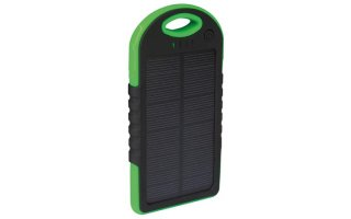 Power Bank solar - 5000 mAh