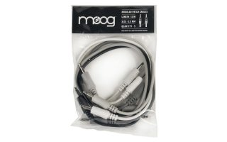 Moog Mother 32 Patch Cables 30 cm