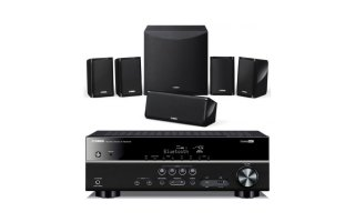 Imagenes de Yamaha Home Cinema HTR-3069 + NS-P41