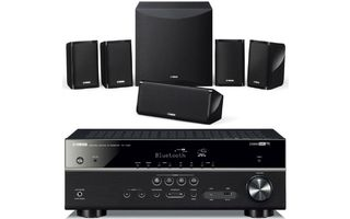 Yamaha YHT-4854 - Sistema Home Cinema RX-V485 + NS-P41