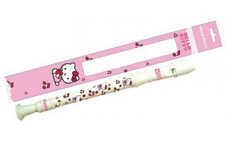 Mauer flauta tenor dulce Hello Kitty