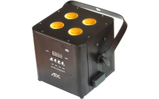 AFX Lighting FreeParQuad BL