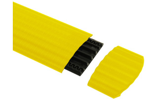 Defender Office - End Ramp yellow for 85160 Cable Crossover 4-ch