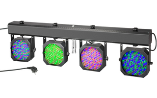 Cameo CLMPAR1 - 432 x 10 mm LED con flightcase