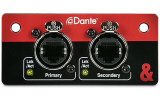 Imagenes de Allen & Heath SQ Dante