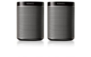 Sonos 2 Play:1S Room Starter SET Negro
