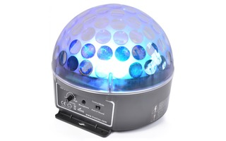 BeamZ Bola Led Magic Jelly DJ activado por musica