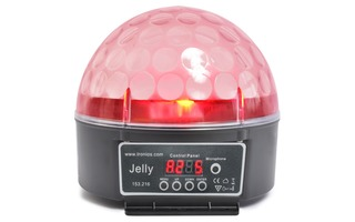 BeamZ Media Bola Led Magic Jelly DJ Multicolor LED DMX