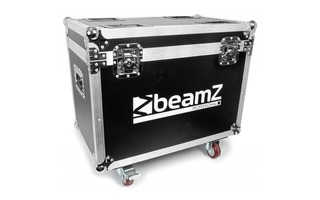 BeamZ Flightcase para 2pcs Panther 2R DOWN