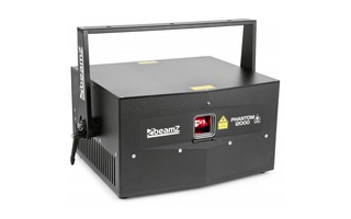 BeamZ Phantom 12000 Pure Diode Laser RGB Analogico
