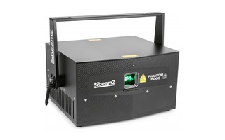BeamZ Phantom 15000 Pure Diode Laser RGB Analogico