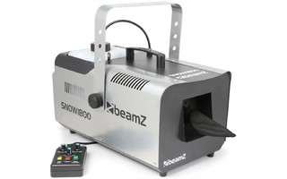 BeamZ Snow 1800 Snowmachine DMX