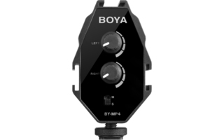BOYA BY-MP4