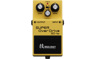 Imagenes de BOSS SD-1W Super Overdrive
