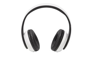 BTH-203WHITE - AURICULARES DIADEMA BLUETOOTH - COLOR BLANCO