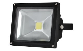 Proyector LED para exteriores - 20 W Epistar chip - 6500 K