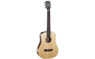 Cort Guitars Earth mini F Adirondack