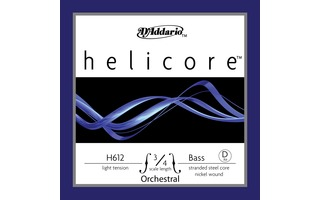 D'Addario H612 Helicore Orquesta - Re