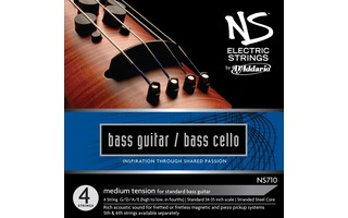 D'Addario NS170 Electric Bass Cello