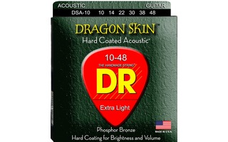 DRStrings DSA-10 Dragon Skin