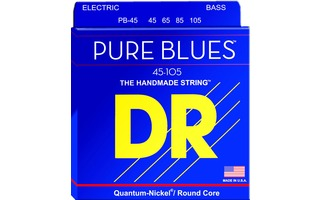 DRStrings PB-45 Pure Blues