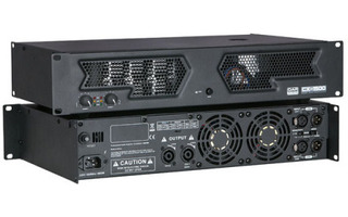 DAP Audio CX-1500 - 2 x 750W