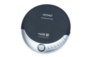 Denver DMP-389 - Reproductor CD portátil