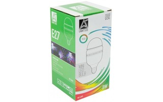 LightSide E-27 - Efecto LED Mini ColorFull