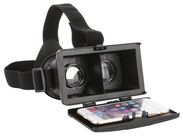 gafas de realidad virtual binoculares